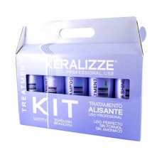 Kit Keralizze tratamiento Alisante